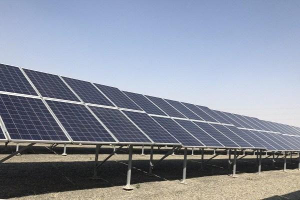 افتتاح بزرگترین نیروگاه خورشیدی کشور