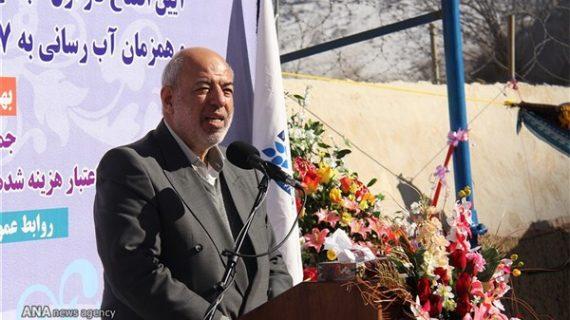وزیر نیرو عنوان کرد: ارتقای کیفیت آب شرب تهران با بهرهبرداری از تصفیهخانههای میگون و لواسان