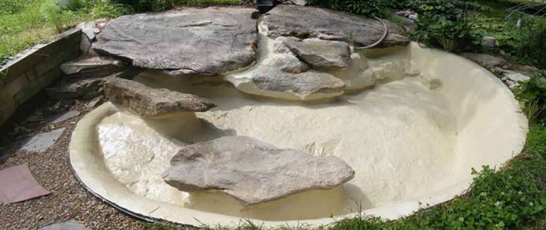 نشت استخر (بتنی، کشاورزی): نشت یابی، جلوگیری و رفع (روشهای آببندی)