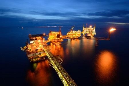 استخراج نفت و گاز