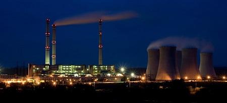 نیروگاههای تولید برق