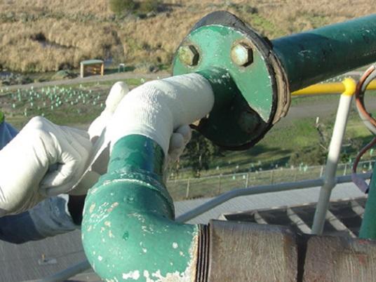 چسب برای نشتی لوله آب